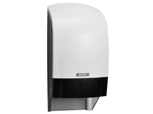 Dispenser Katrin 104582 toiletpapier doprol wit 2